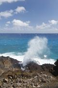 Featured Prints - Halona Blowhole Print by Brandon Tabiolo