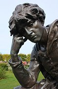 Stratford Art - Hamlet in Stratford Upon Avon by Terri  Waters