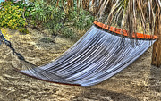 Arnie Goldstein Prints - Hammock Time Print by Arnie Goldstein