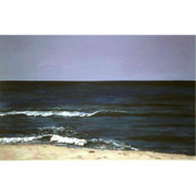 Hamptons Originals - Hampton Beach by Eleanor Gilpatrick