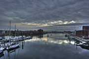 Booker T. Framed Prints - Hampton Harbor Framed Print by Jerry Gammon