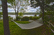 Hamptons Photos - Hamptons Hammock by Robert Seifert
