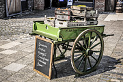 Two Wheeler Photo Originals - Hand Cart by Chris Smith