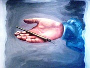 Wedam Abassey - Hand Of A Painter