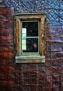 Hand On Old Window Print by Jill Battaglia