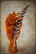 Garry Gay - Hand With Feather