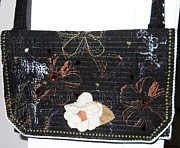 Amy LaBonte - Handmade purse