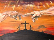 Christine Maeda - Hands Across Crosses