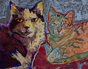 Yvonne Gaudet - Hangin Out Cat Buddies