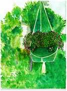 David Bartsch - Hanging Basket