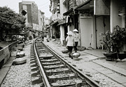 The Ghetto Prints - Hanoi Lifestyle Print by Shaun Higson