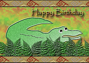 Jeanette K - Happy Birthday Alligator
