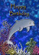 Jeanette K - Happy Birthday Dolphin
