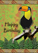 Jeanette K - Happy Birthday Toucan