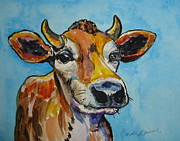 Carole Powell - Happy Cow