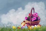 Mary Timman - Happy Easter Basket