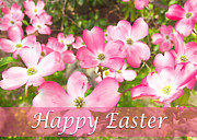 Daphne Sampson - Happy Easter With Pink...