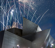 Contemporary Art Museum Photos - Happy Fourth by Juli Scalzi