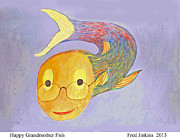 Fred Jinkins - Happy Grandmother Fish