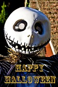 Happy Halloween Print by Tom Gari Gallery-Three-Photography