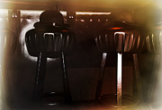 Stool Photos - Happy Hour by Jasna Buncic