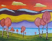 Zeke Nord - Happy landscape