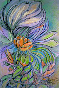 Featured Pastels - Happy Spring by Rosanne Licciardi