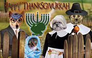 Kathy Tarochione - Happy Thanksgivukkah -1