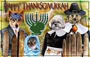 Kathy Tarochione - Happy Thanksgivukkah -2