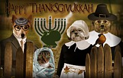 Kathy Tarochione - Happy Thanksgivukkah -4