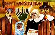 Kathy Tarochione - Happy Thanksgivukkah -5