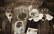Kathy Tarochione - Happy Thanksgivukkah -6