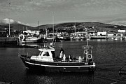 Fishing Trawler Framed Prints - Harbour Bound Framed Print by Aidan Moran