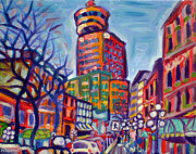 Morgan  Ralston - Harbour Centre From...