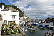 Charming Cottage Photo Originals - Harbour Cottage by Paul Felix