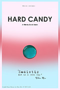 Written In The Stars Framed Prints - Hard Candy Movie Review. Sadistic But in a Good Way Framed Print by Peter Mix