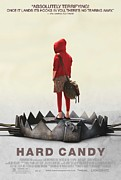 Vintage Posters Art - Hard Candy Poster by Sanely Great