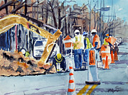 Ron Stephens - Hard Hats Digging Crew