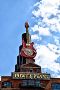 Hard Rock Cafe Posters - Hard Rock Cafe - Baltimore Poster by Bill Cannon