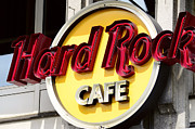 Hard Rock Cafe Prints - Hard rock cafe. Print by Tommy Hammarsten