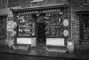 Hardware Shop Framed Prints - Hardware Framed Print by John Hallett
