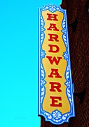 Hardware Photos - Hardware Store by Chris Berry