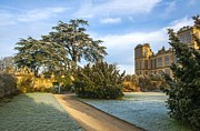 Old Bess Framed Prints - Hardwick Hall Framed Print by Moments In Time Photography