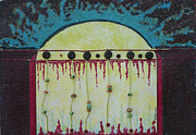 Harem Mixed Media Posters - Harems Gate Poster by Charlotte F Seager