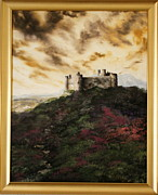 Jean Walker - Harlech Castle Gold...