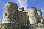 Jane McIlroy - Harlech Castle Wales