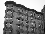 Old Windows Framed Prints - Harlem Architecture Framed Print by Teresa Mucha