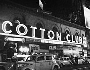 Cotton Club Framed Prints - HARLEM: COTTON CLUB, 1930s Framed Print by Granger