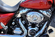 Harley Davidson Photos - Harley-Davidson Motorcycle . 5D22807 by Wingsdomain Art and Photography
