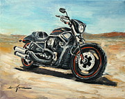 Luke Karcz - Harley Davidson Night Rod